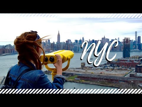 NEW YORK || A Fun City Break In NYC || Travel Vlog