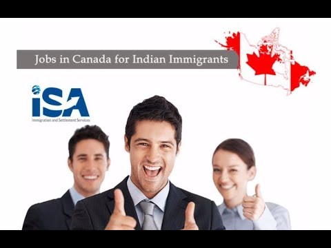 ISA Global Videos ||Jobs in Canada for Indian Immigrants