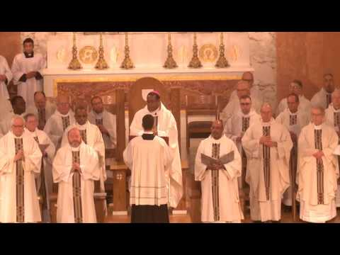Ordination to the Order of Deacons