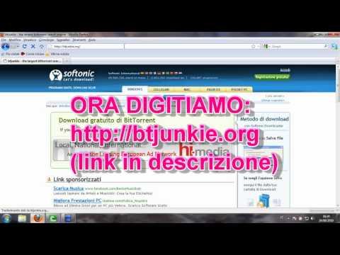 Come scaricare file torrent [HD ITA]