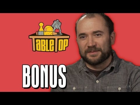 """Craig """"Wheezy Waiter"""" Benzine Extended Interview - King of Tokyo - Tabletop SE2EP4"""