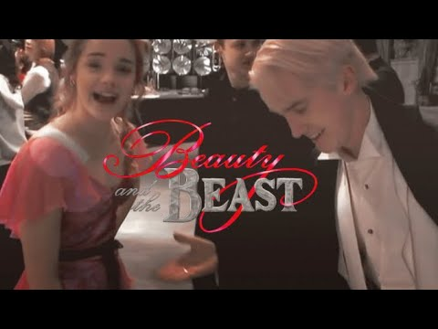 Tom Felton and Emma Watson - Beauty and The Beast - YouTube эмма уотсон