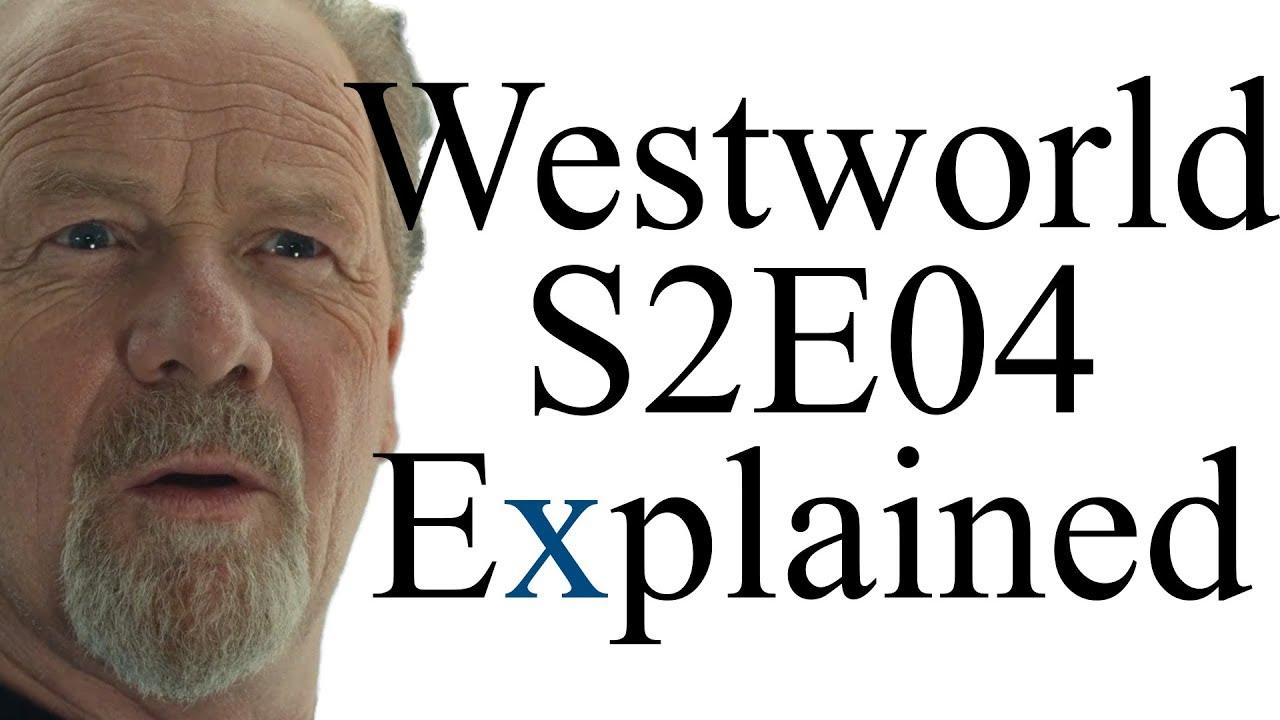 Download Westworld S2E04 Explained