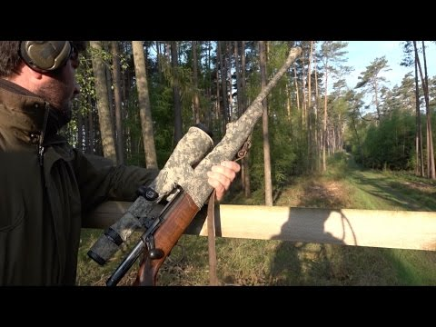 The Shooting Show - German High Seat Hunt For Buck And Boar