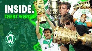 Happy Birthday, Werder Bremen & das perfekte Pokal-Geschenk | WERDER.TV INSIDE vor Dortmund