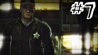 Hitman Absolution Gameplay Walkthrough Part 7 - The Getaway - Mission 4