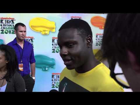 Dayo Okeniyi   2012 Kids' Choice Awards