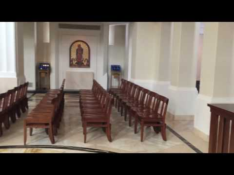 Madonna Stella Chapel At Loyola University Chicago