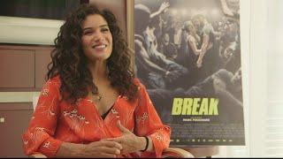 Sabrina Ouazanien danseuse de break, un nouveau défi relevé