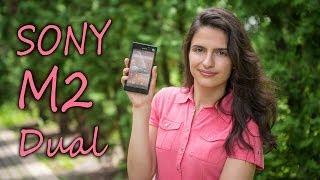 Sony Xperia M2: обзор смартфона