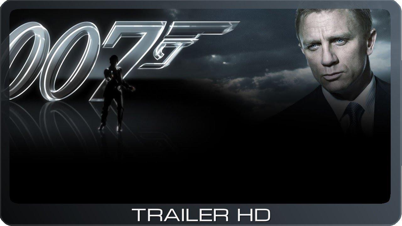 James Bond 007 - Ein Quantum Trost ≣ 2008 ≣ Trailer #2