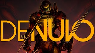 Doom Eternal's Denuvo Dabbling Disgusts Doom Diehards