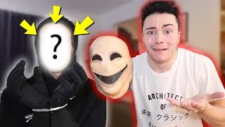 WE FINALLY UNMASKED SMILEY MONSTER AT 3 AM!! (WE ACTUALLY DID IT!!)