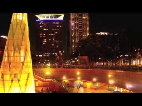 Time-lapse Banqiao (板橋區), New Taipei City (新北市), Taiwan (台灣) - (# 000)