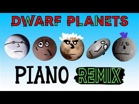 Bemular - Dwarf Planets (PIANO version!!!)