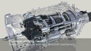 видео ZF Friedrichshafen AG. Коробочная арифметика