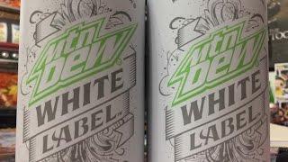 Mountain Dew White Label Review