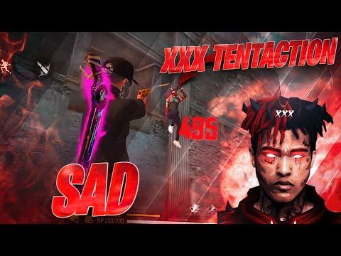 XXXTENTACION - SAD😥❤️ (ONESHOT MONTAGE FREE FIRE) 🔥