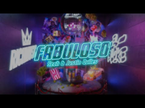 Sech, Justin Quiles – Fabuloso (Letra)
