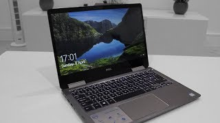 Dell Inspiron 13 7000 2-in-1 Unboxing