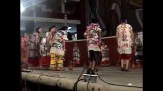 presentacion de guelaguetza 2014 san Juan Bautista Tuxtepec