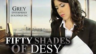 ASMR Fifty Shades Of Desy - Soft spoken - Roleplay