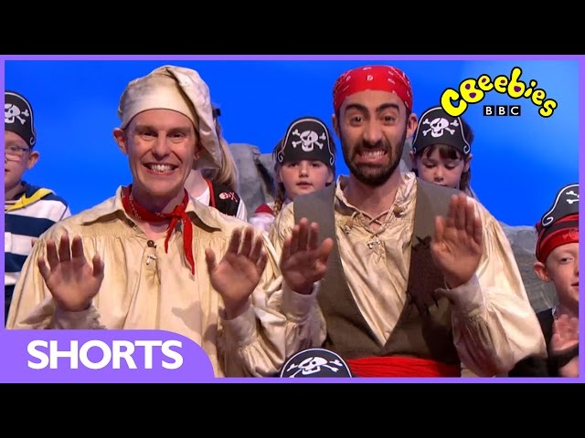 CBeebies Songs | Swashbuckle | A Sailor Went to Sea