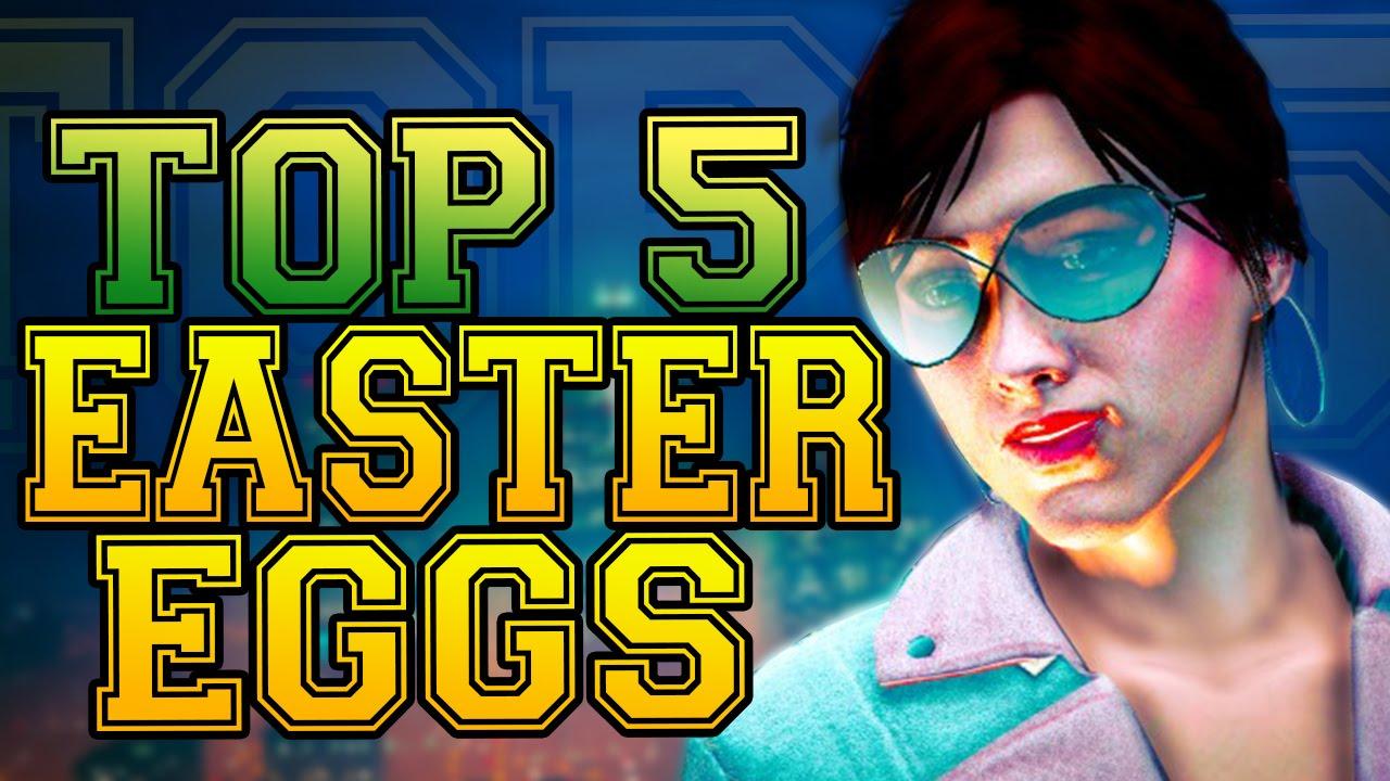 Gta 5 Easter Eggs
