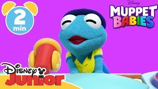 Muppet Babies   Song - Lily Pad Blues 🎶   Disney Junior UK