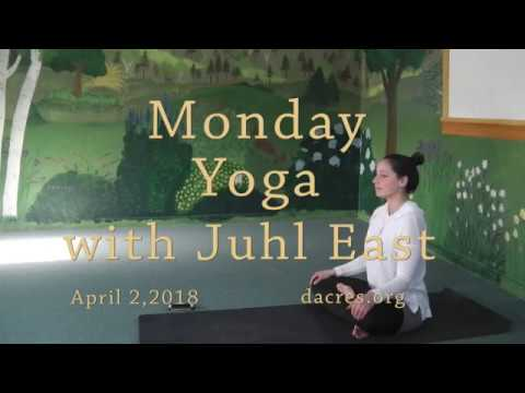 april 2 yoga with Juhl East