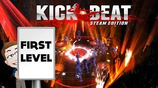 Kickbeat STEAM EDITION - First Level - In Real Game
