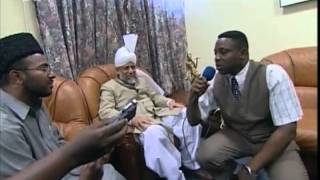 Hadhrat Mirza Masroor Ahmad's Meeting with President of Benin in 2004, and visit to other places