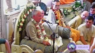 Чайтанья Чандра Чаран дас - Лекция перед инициацией