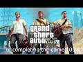 Grand theft auto 5 getting game to 100% ( What a clever dog ) # 3