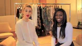 Galaxy Essential Upgrades: Brit Pop Princess meets Whitney Port