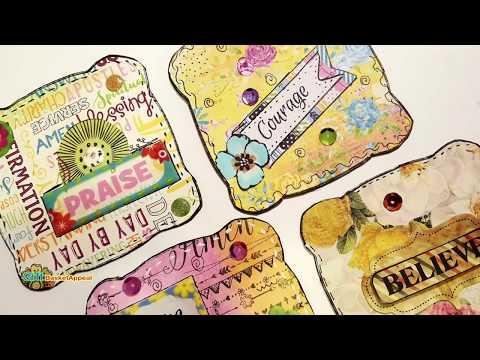 DIY EMBELLISHMENTS | PAPER CRAFTS | SCRAPS, STICKERS & STASH
