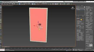 Как быстро моделировать окно в 3Dmax