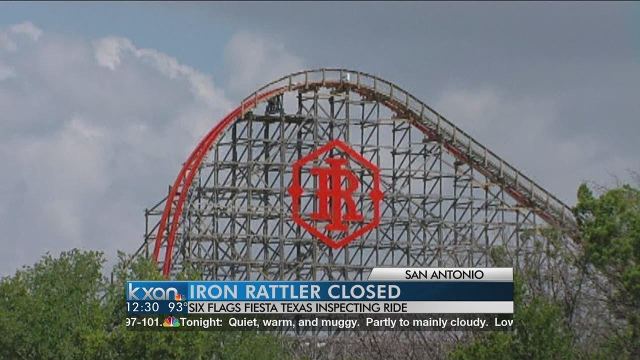 iron rattler closed