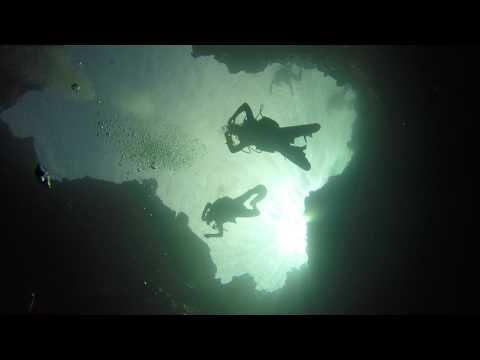 Michael's trip to Palau 2014 -  Blue Hole