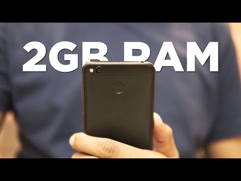 Is the 2GB RAM Redmi 4 SLOW?