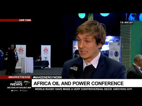 #MakeEnergyWork | Africa Oil and Power Conference in Cape Town