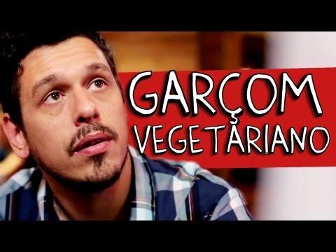 Garçom Vegetariano