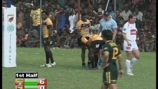 2011 PNG Kumuls vs. Australian Kangaroos (Part 2)