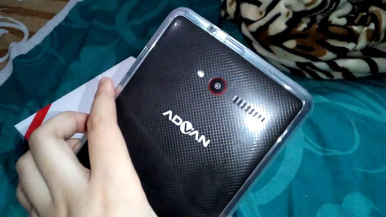 Advan Vandroid X7 Plus Review Singkat
