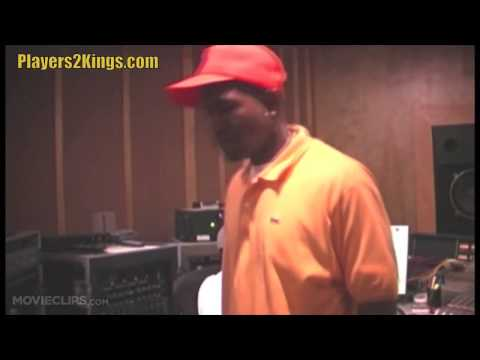 Kanye West & Jay Z In The Studio