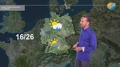 Wettervorhersage: Das 7 bis 10 Tage-Wetter. Wie wird es bis Pfingsten? Wie startet der Juni?