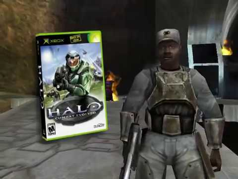 Halo Demo Ending (Original Xbox) - YouTube