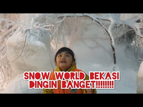 main-salju-di-snow-world-international-revo-bekasi