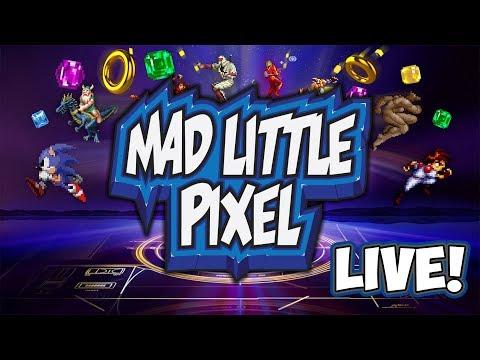 Madlittlepixel Live - Sega Genesis Classics [ Nintendo Switch ] thumbnail