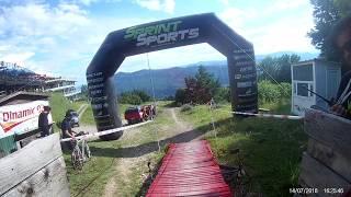 Tare ca piatra 13 downhill Piatra-Neamt (Vlad)